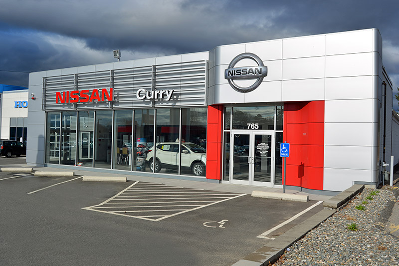 Curry Nissan